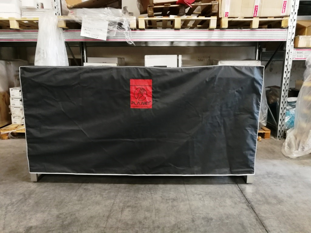 OASI Serie Outdoorküche Wetterschutz 205