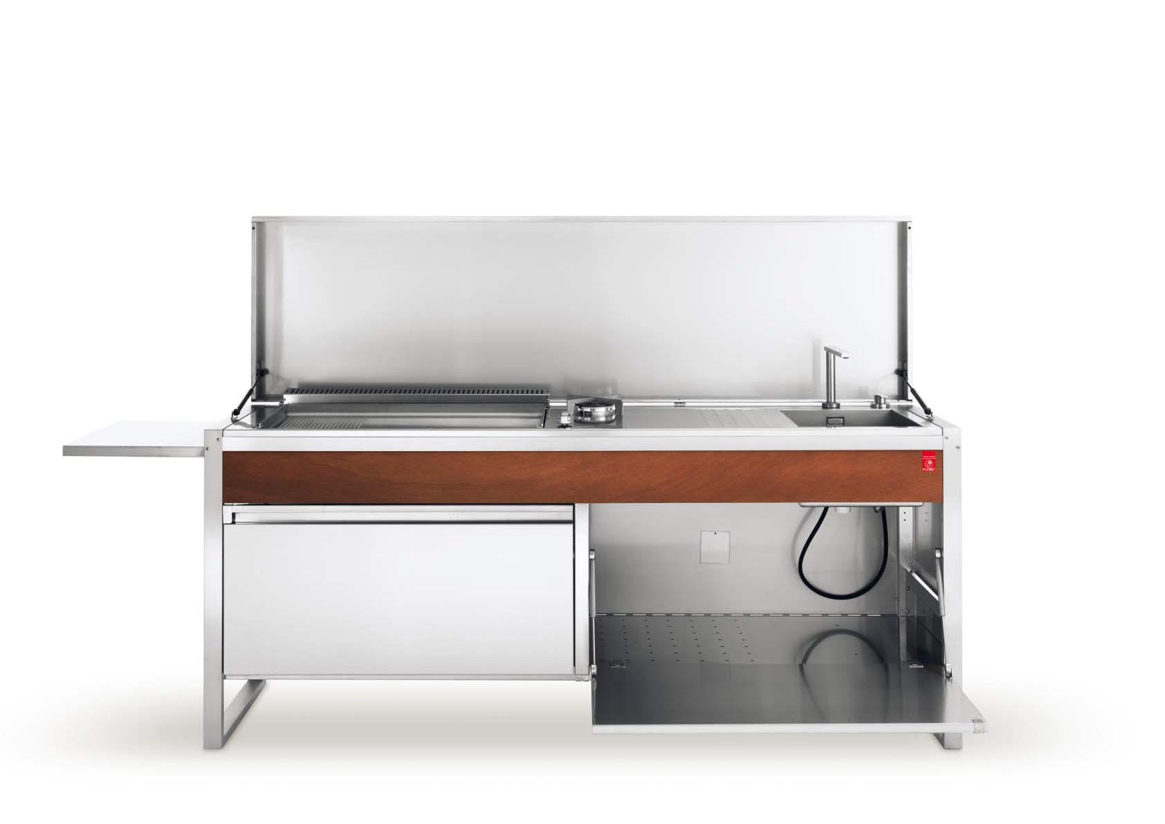 OASI Serie Outdoorküche 205 - C5 T5 (IN 55 Combi L)