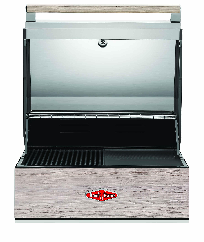 Beefeater Gasgrill 1500 Serie - 3 Brenner Einbaugrill