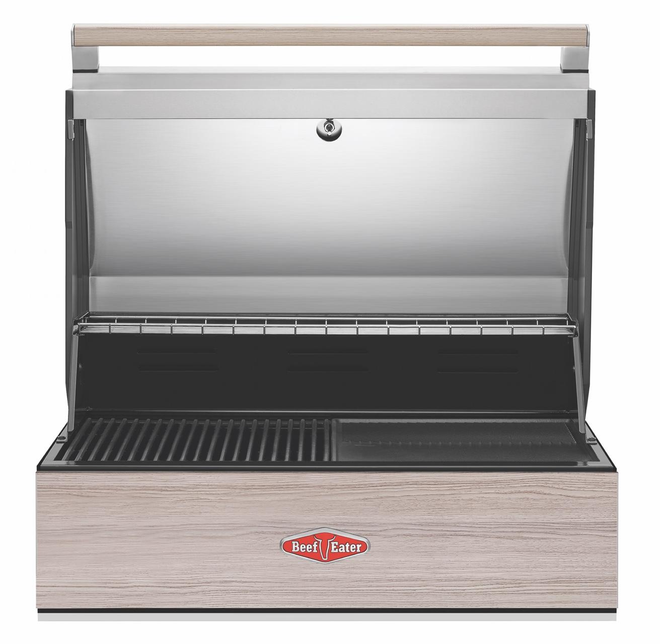 Beefeater Gasgrill 1500 Serie - 4 Brenner Einbaugrill