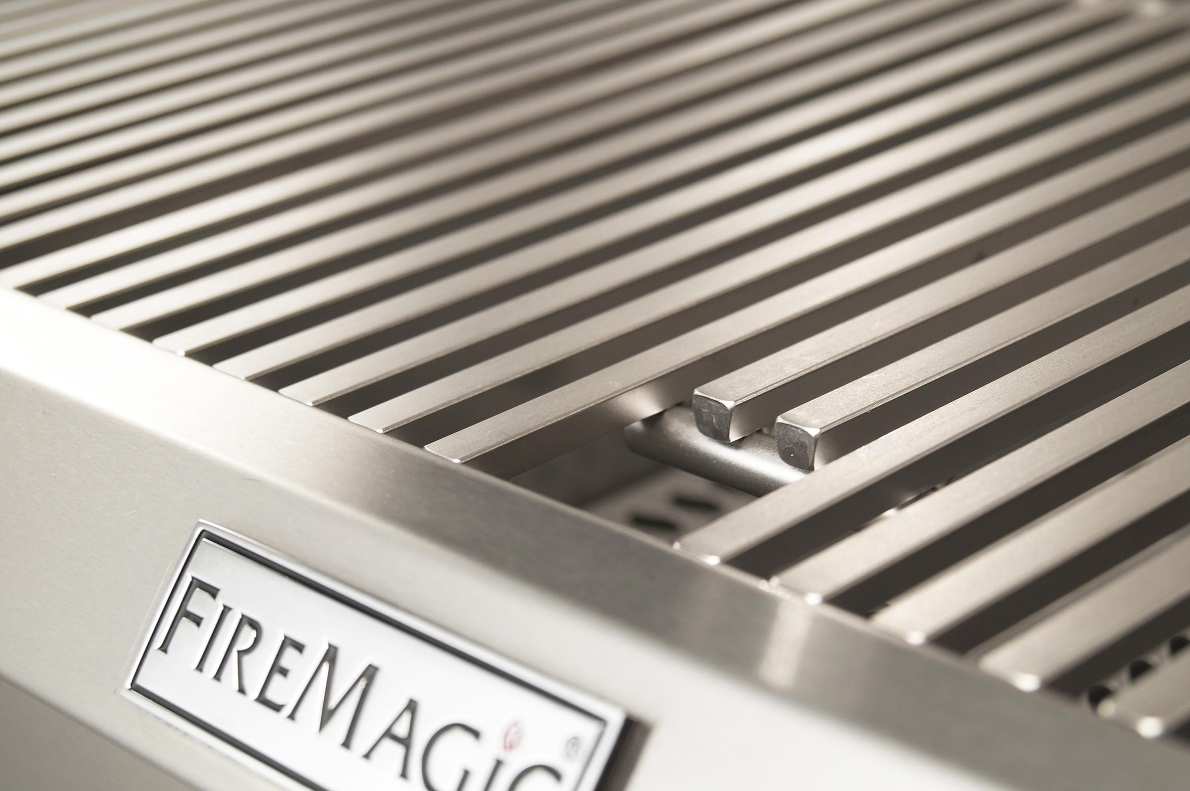 Fire Magic - Aurora - A660 Einbaugrill mit Backburner