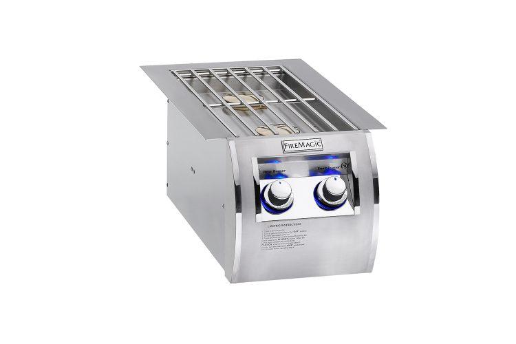 Fire Magic - Outdoorküche - Echelon - Einbau-Doppelseitenbrenner